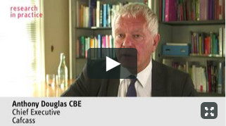 Anthony Douglas, CBE, CafCass: good practice guidance on contact