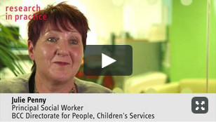 Analytical assessments: local practice example - Julie Penny, BCC Directorate for People video