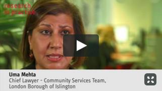 Legal Planning Meeting - Uma Mehta - video