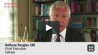 Why a national social work template is needed - Anthony Douglas, CBE, Cafcass