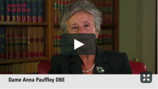 Dame Justice Anna Pauffley Intro to COPP video